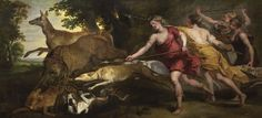 rubens peter paul sir diana and he | animals | sotheby's l16033lot939lqen