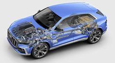 Концепт Audi Q8 встанет наконвейер через год — ДРАЙВ