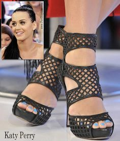 Katy perry naked feet