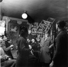Atelier Robert Doisneau   Galeries virtuelles des photographies de Doisneau - Bistrots