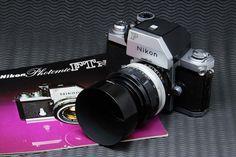 ニコンF フォトミック FTn - SP5 World / Old Nikon Cameras and Nikkor Lenses -