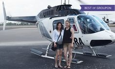 Groupon - Taste of Miami, Golden Beaches, or Grand Miami Tour for One from Miami Jet Helicopter Tours (Up to 23% Off) in Miami Opa-Locka Executive Airport (OPF). Groupon deal price: $75