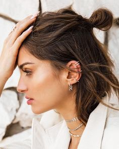 A new earring trend that every fashionista is wearing!