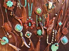 """This is a sampling of new pieces to be introduced at the upcoming """"Cowboy Christmas"""" during the NFR in Vegas, Dec. 3-12, 2015, booth #819. Come see us and the line!"""