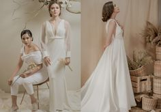 Jes Dakila: Emerging from the Crisis with Fashion, Style, and Flair Bacolod, Wedding Dresses, Fashion Design, Beauty, Style, Bride Dresses, Swag, Bridal Gowns, Weeding Dresses