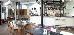 No. 11 Pimlico Road - loved this bar and restaurant, perfect for weekend dining, had an amazing chocolate tart