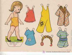 RECORTABLES BABY EDITORIAL ROMA, SERIE MUÑECAS Nº15 - Foto 1