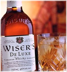 Wiser's Deluxe Canadian Whisky