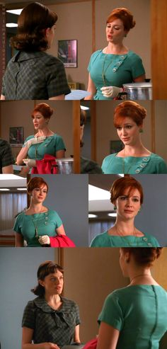 Mad Style: Joan Holloway, S3 Part 1 | Tom & Lorenzo