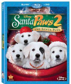 Santa Paws 2: The Santa Pups Review & Giveaway (ends 12/10)