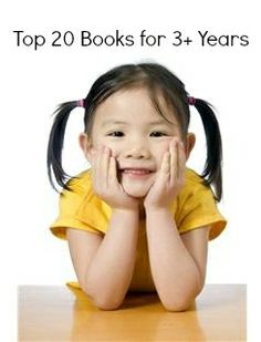Best books for preschoolers | BabyCentre Blog