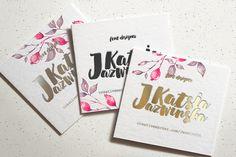 Markella Awesome Font by Katsia Jazwinska on @creativemarket