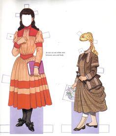 Children's Fashion's Harper Bazaar - edprint2000paperdolls - Álbumes web de Picasa