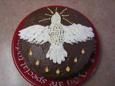 Confirmation Party Foods including cake with dove and tongues of fire representing the gifts of the Holy Spirit
