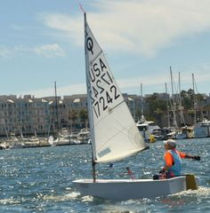 National championship youth regatta sets sail from California Yacht Club, helping preserve the future of the sport