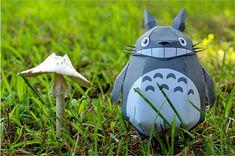 Blog Paper Toy papercraft Totoro Studio MM pic Totoro papercraft by Studio M.M