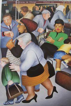 Britain's Biggest Stockist of Beryl Cook Fine Art Beryl Cook, Plus Size Art, Comic Art Girls, English Artists, Hens Night, Gcse Art, Ladies Night, Just The Way, Compliments