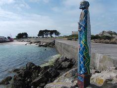 Port du Koréjou - Plouguerneau, Bretagne