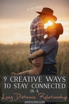 Long distance relationships--like any--can start to feel like they're stuck in a rut. Use these ideas to infuse creativity into your LDR so that, near or far, you're spending quality time together. #longdistance #ldr #longdistancerelationship #relationship #militaryspouse #milspouse #girlfriend #deployment #missionary