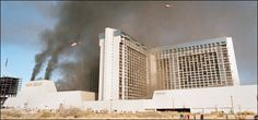 Thursday marks 39 years since the fatal MGM Grand fire on Las Vegas Strip Las Vegas Strip, Las Vegas Love, Las Vegas Tours, Clark County Fire Department, Bad Hotel, Old Vegas, Fire Alarm System, Sin City, Nevada