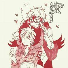 Kuro and hyde