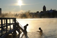 http://allmyfriendstravel.com/wp-content/uploads/2012/01/Take-the-plunge-into-2013-ice-swimming-Oulu-Finland.jpg// Ice swimming, Oulu, Finland