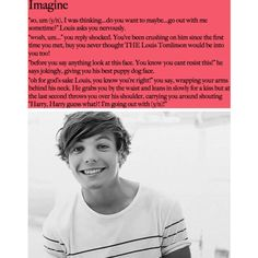 """Imagine ; Louis"" by imagine-1d on Polyvore"