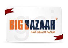 Big Bazaar Gift Voucher 3000 at 2630 Offer : Buy Bigbazaar Voucher Now