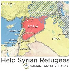 You can help victims of the conflict in Syria. We are working to provide emergency food and other supplies to Syrian refugees fleeing across the Iraqi border. Please pray and visit this link to support this effort: http://spsocial.org/IDA