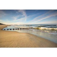 Vlies fotobehang Verlaten strand -artnr FL 69300790 voor sk 2