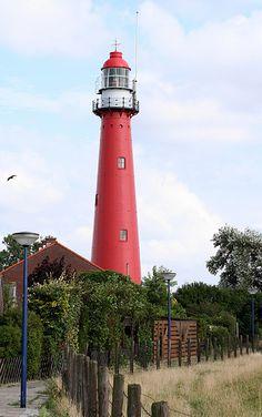 Lighthouse - Hoek Van Holland, The Netherlands