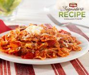 Hunt's 'Classic' Skillet Lasagna--Can't go wrong with a classic lasagna! Yum! #huntssignaturerecipe
