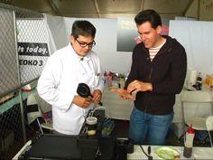 PancakeBot - The World's First Pancake Printer  http://interestinglycoolstuff.blogspot.com/2015/10/pancakebot-worlds-first-pancake-printer.html