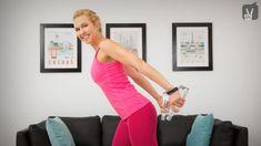Fitness Workout für definierte Arme und Schultern