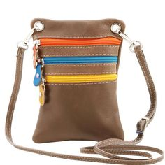Tuscany Leather TL BAG Soft leather mini cross bag - Niceties and Nuptials Boutique