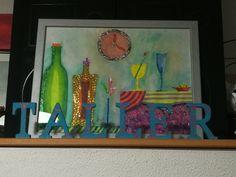 Painting, Home Decor, Creativity, Art, Decoration Home, Room Decor, Painting Art, Paintings, Painted Canvas
