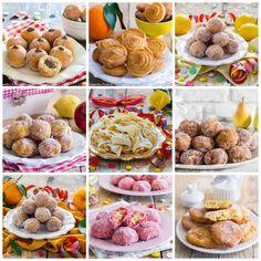 Bob Bon, Mini Desserts, Crepes, No Bake Cake, Cake Pops, Nutella, Donuts, Frittata, Waffles