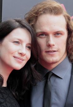 Dating 2015 Sam Balfe Caitriona And Are Heughan
