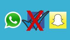 Cómo Evitar las Notificaciones de Lectura en Facebook, WhatsApp y Snapchat