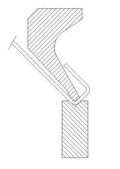 """""""J"""" shape"""