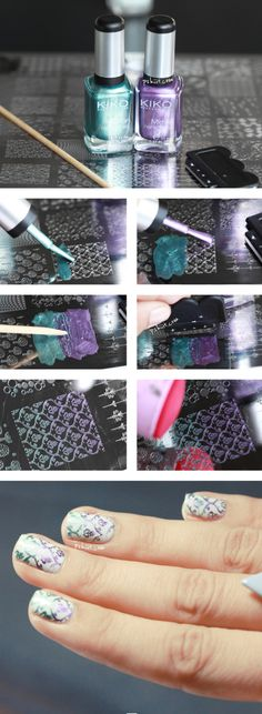 Kiko Mirror Stamping. I want this! WHERE DO YOU GET IT FROM??