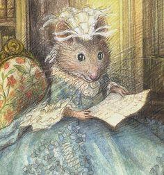 Pretty little bookworm, reading / Pequeña rata de biblioteca, lectora…