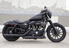 Must be mine at some point... Harley Nightster, matte black: Dream Bike, Harley Sportster 883, Harley Davidson Sportster 883, Cars Motorcycles, Harley Davidson Motorcycles, Harley Davidson 883 Iron, Harley Davidson Iron 883