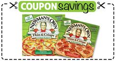 Save $1 on Newman's Own Frozen Pizza