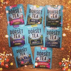 We got Free Samples from Dorset Tea!  Read about it in our blog - https://www.magicfreebiesuk.co.uk/blog/freebie-spotlight-free-dorset-tea