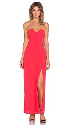 NBD x REVOLVE Wish Maxi Dress in Red | REVOLVE