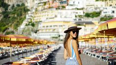 Positano Travel Guide | The Luxi Look
