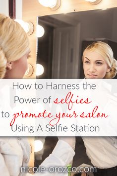 Pin di secret salon society su salon selfie station for Creative selfie wall