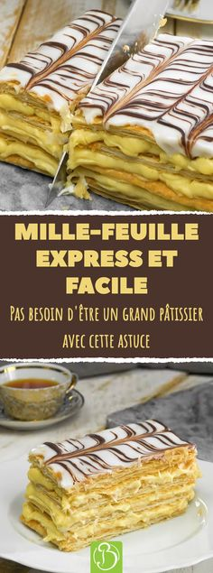Discover recipes, home ideas, style inspiration and other ideas to try. French Desserts, Easy Desserts, Dessert Recipes, French Cake, How To Make Bread, Easter Recipes, Kids Meals, Brunch, Food And Drink