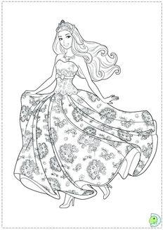 Barbie Mermaid Tale Printable Coloring Pages Rock N Royals Photos